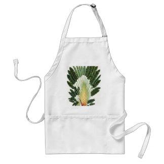 Palm Tree Chic Adult Apron