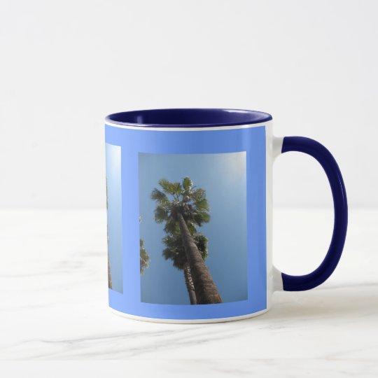 Palm Tree Coffee Mugs