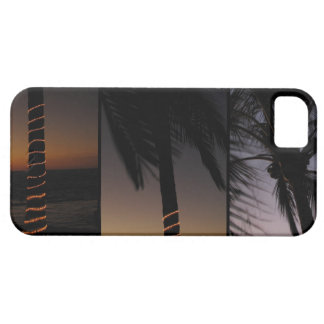 Palm Tree Collage iPhone SE/5/5s Case