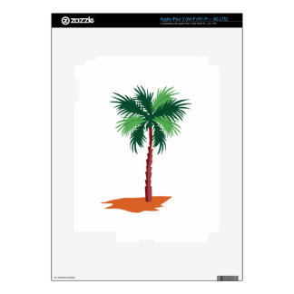 Palm Tree Decal For iPad 3