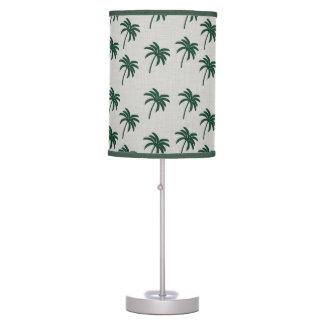Palm Tree Desk Lamp