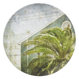 Palm Tree :) Dinner Plates