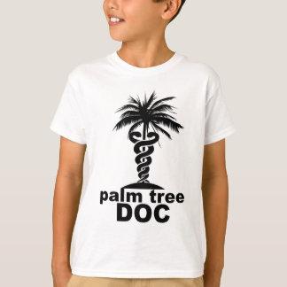Palm Tree Doc T-Shirt