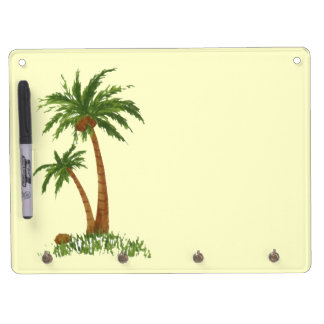 PALM TREE Dry Erase Board
