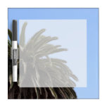 Palm Tree Dry-Erase Board