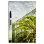 Palm Tree :) Dry Erase White Board