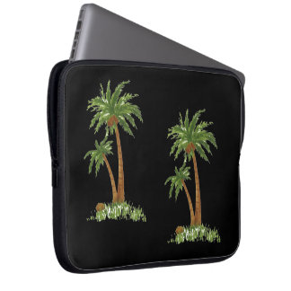 "Palm Tree Electronics Bag 15-17"" Laptop Sleeve"