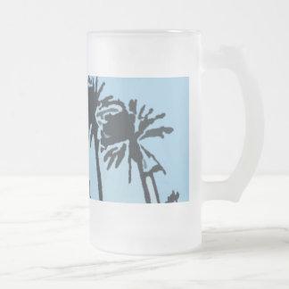 Palm Tree Frost Mug