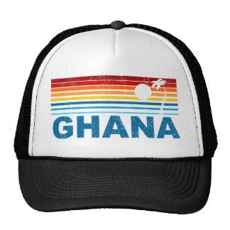 Palm Tree Ghana Trucker Hat