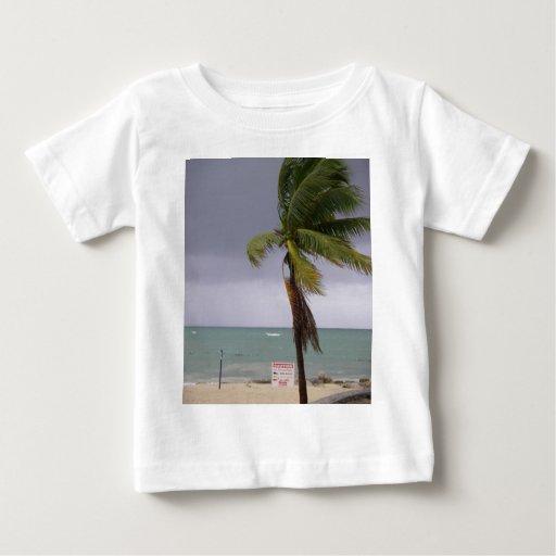 Palm Tree Grand Bahamas Island Baby T-Shirt