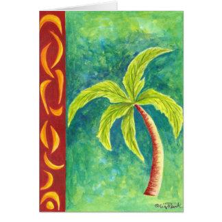 Palm Tree I Card
