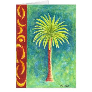Palm Tree II Card
