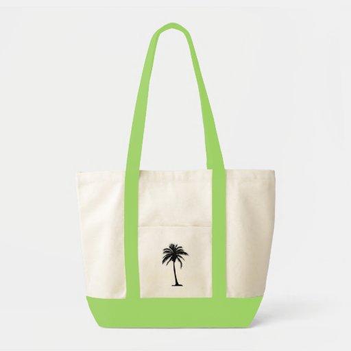 Palm Tree Impulse Tote Bag