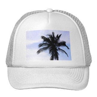 Palm Tree in Cuba Mesh Hat