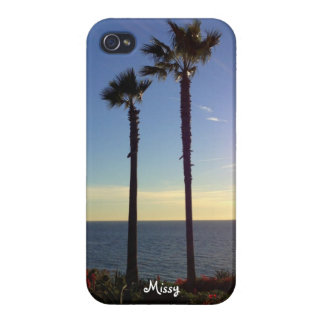 Palm Tree iPhone4 Case iPhone 4/4S Cases
