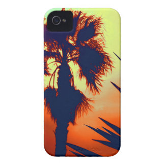 palm tree iPhone 4 Case-Mate case