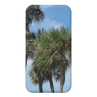 Palm Tree iPhone 4/4S Cases