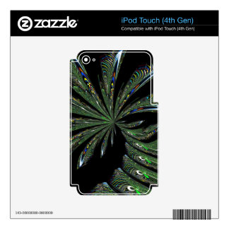 Palm Tree.JPG iPod Touch 4G Decal