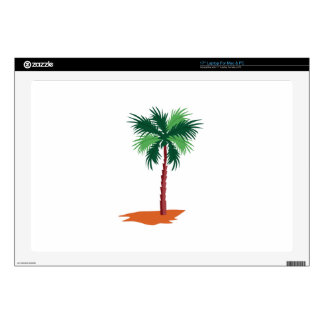 Palm Tree Laptop Skin