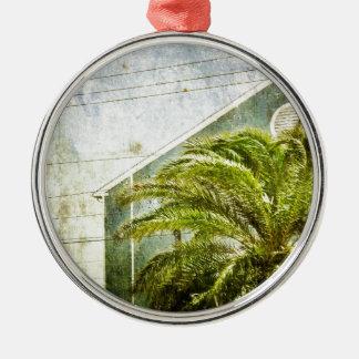 Palm Tree :) Metal Ornament