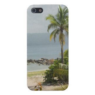 Palm Tree Montego Bay Jamaica iPhone 5/5S Cover