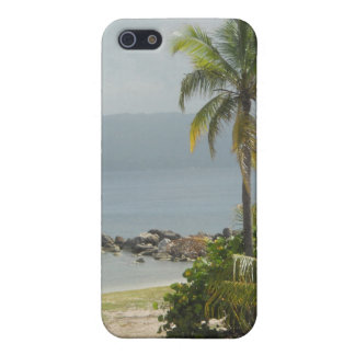 Palm Tree Montego Bay Jamaica iPhone SE/5/5s Case