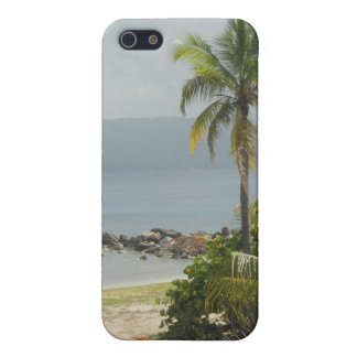 Palm Tree Montego Bay Jamaica June 2011 iPhone 5 Covers