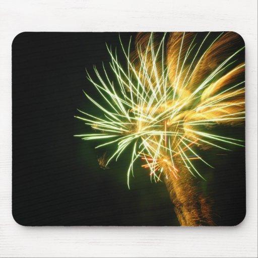 Palm Tree Mouse Pad