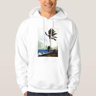 'Palm Tree-Nassau' Hoodie