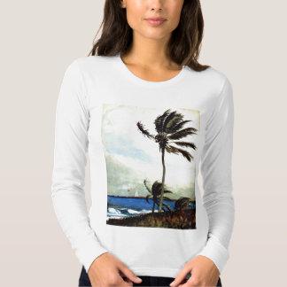 'Palm Tree-Nassau' Tee Shirt