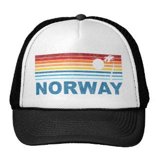 Palm Tree Norway Trucker Hat