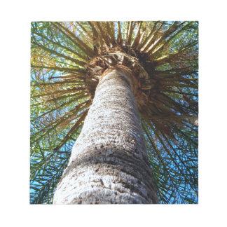 Palm Tree Notepad