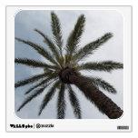 palm tree photograph room sticker