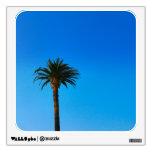 palm tree photograph wall skin