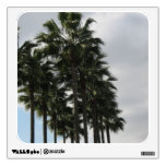 palm tree photograph wall stickers