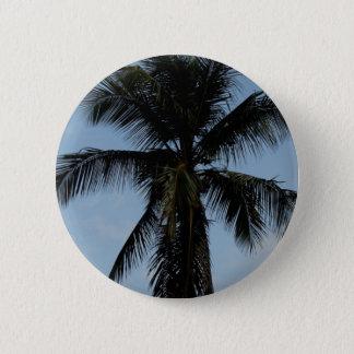 Palm Tree Pinback Button