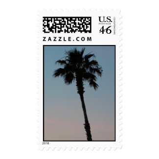 Palm Tree Postage Stamps