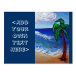 Palm Tree Postcard
