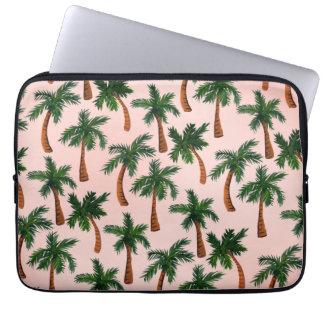 "Palm Tree Print 13"" Laptop Sleeve Laptop Computer Sleeve"