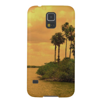Palm Tree Reverie Case For Galaxy S5