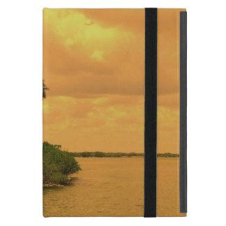 Palm Tree Reverie iPad Mini Cover