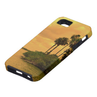 Palm Tree Reverie iPhone SE/5/5s Case