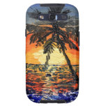Palm Tree Samsung Galaxy S3 Cases