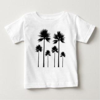 Palm Tree Silhouette Baby T-Shirt