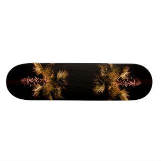 Palm tree skate board decks