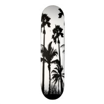 Palm Tree / Skateboard