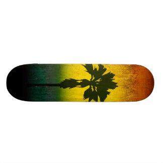 Palm Tree Skateboard