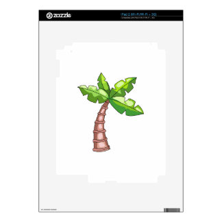 Palm Tree Decal For The iPad 2