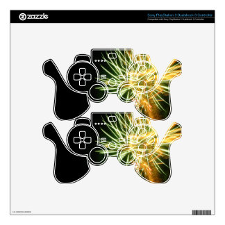 Palm Tree Skin For PS3 Controller