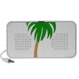 Palm Tree iPhone Speaker